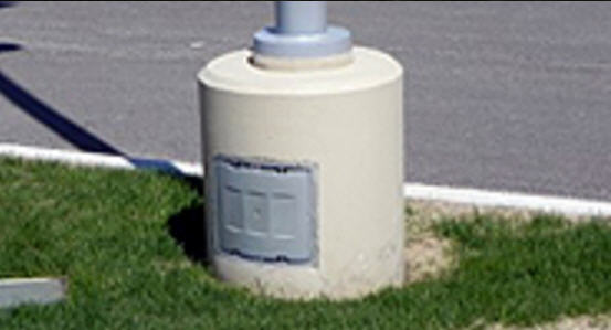 Light Pole Bases