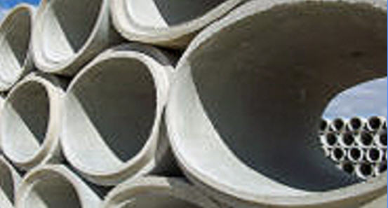 "Elliptical Concrete Pipe 18"" to 84"""